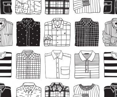hand drawn shirts