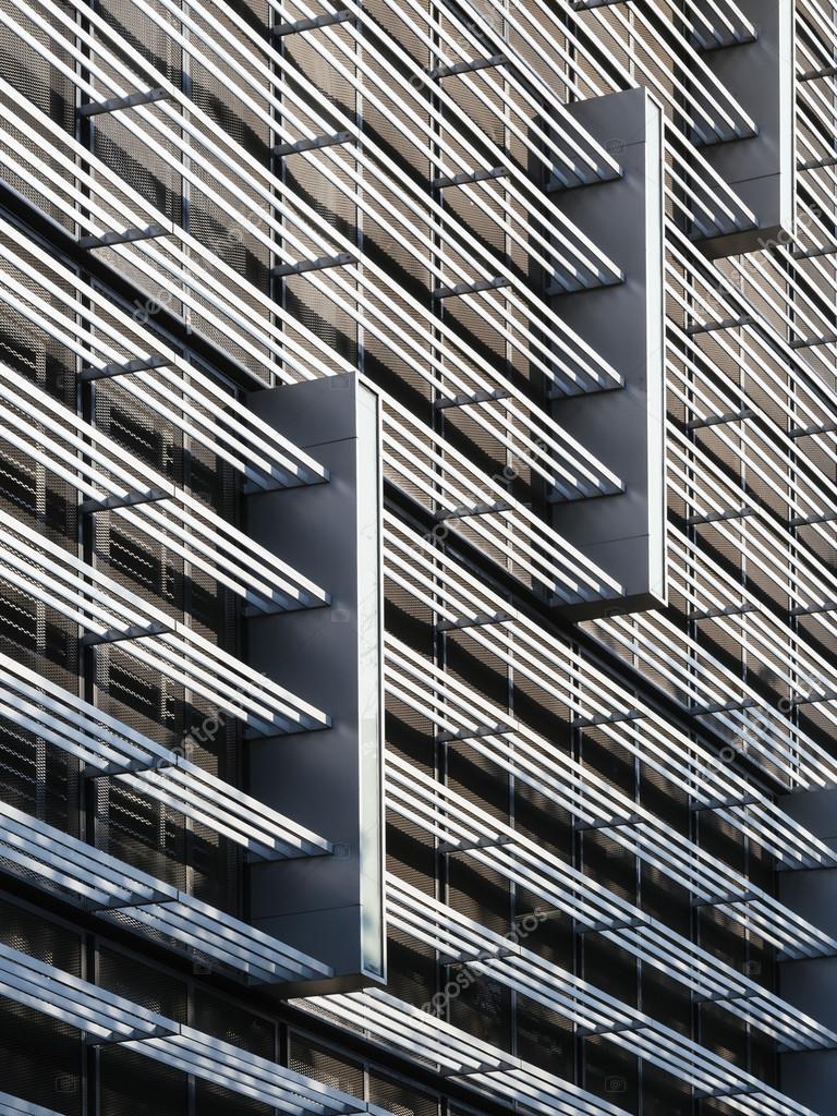 Architektur informationen über moderne fassade design muster struktur stockdatei