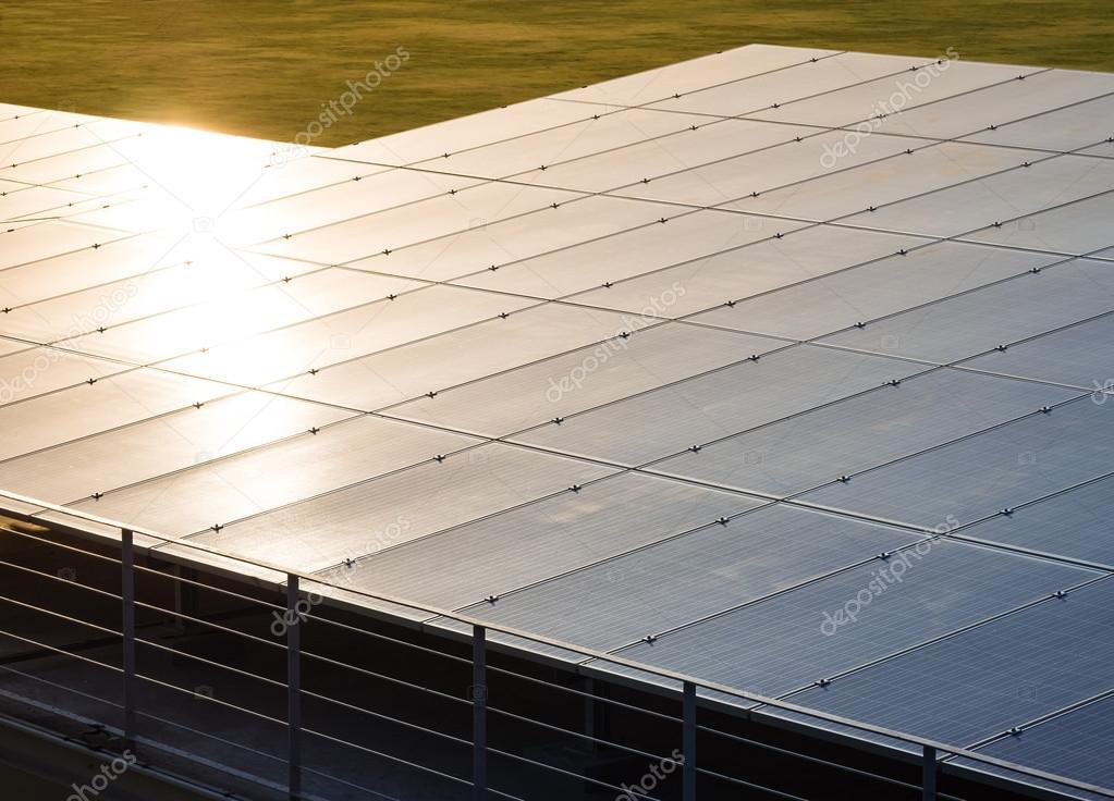 Solar Panels Renewable Energy Saving Ecology Industry system