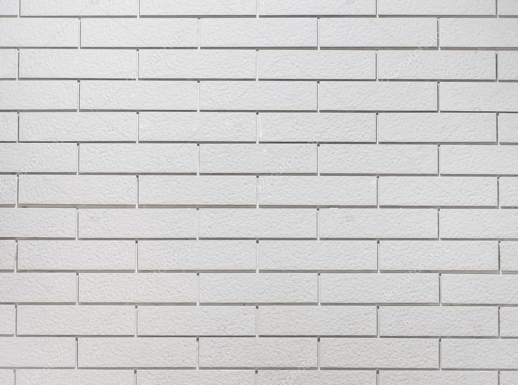 흰색 벽돌 타일 벽 배경