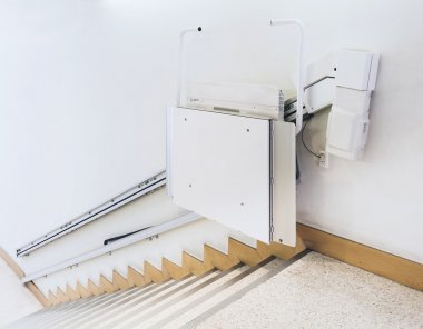 Disability stairs lift facility service