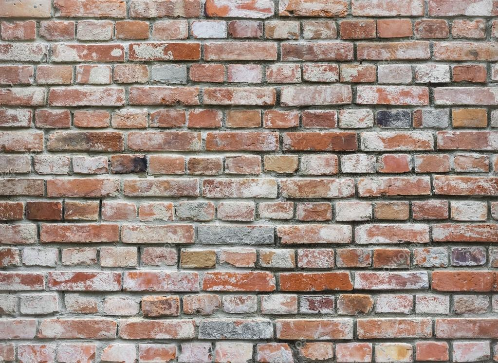 Vecchio muro di mattoni con texture foto stock for Disegni di garage di mattoni