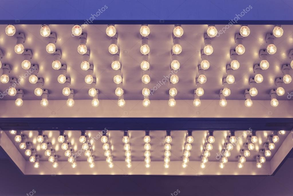 Modeshow gebeurtenis catwalk verlichting decoratie achtergrond