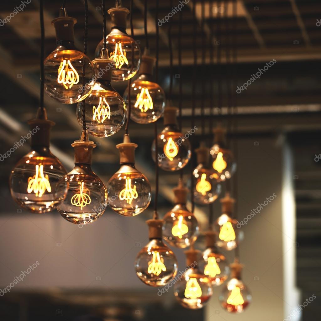 Verlichting decor macro — Stockfoto © Efetova #103542738