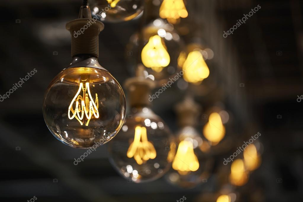 Verlichting decor macro — Stockfoto © Efetova #106036526
