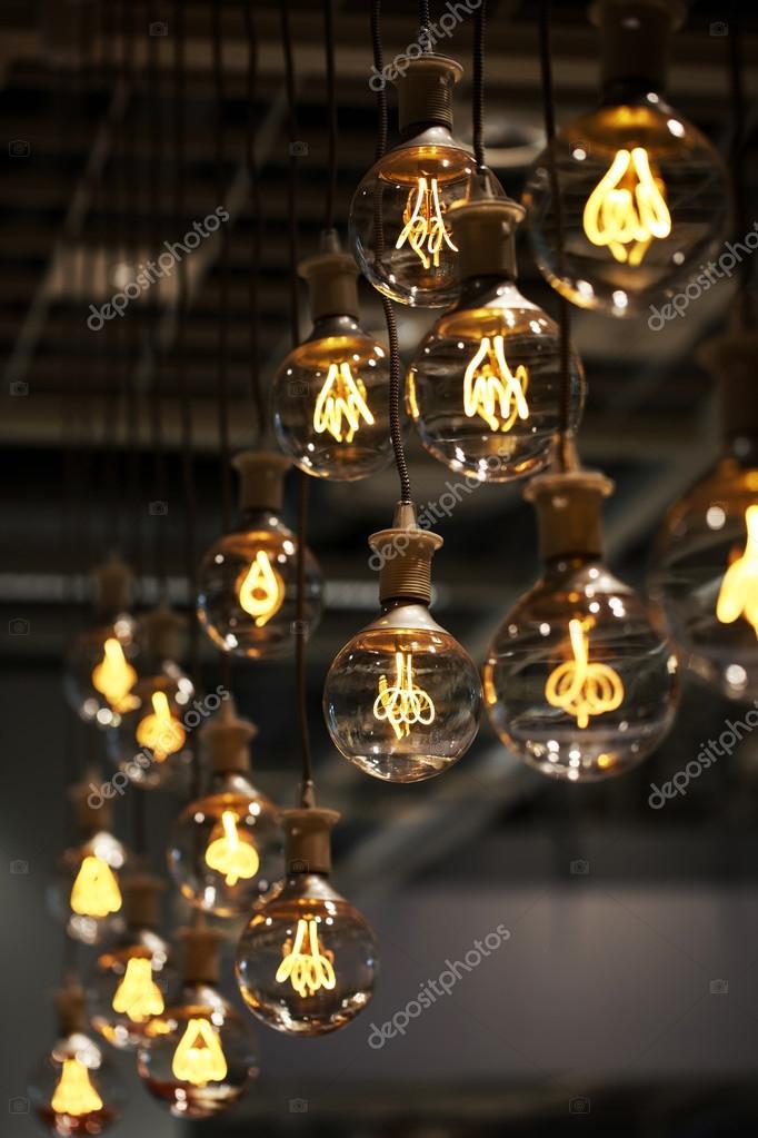 Verlichting decor macro — Stockfoto © Efetova #106371730