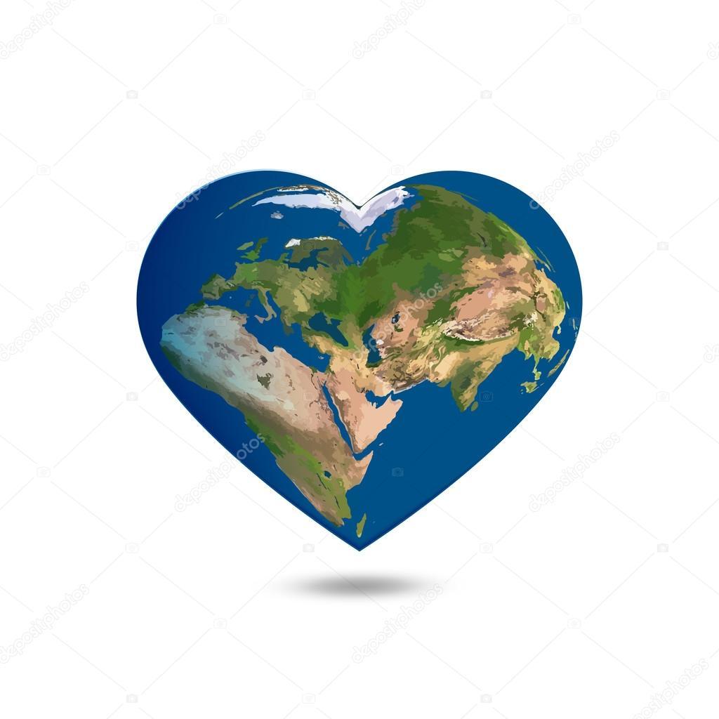 heart in earth