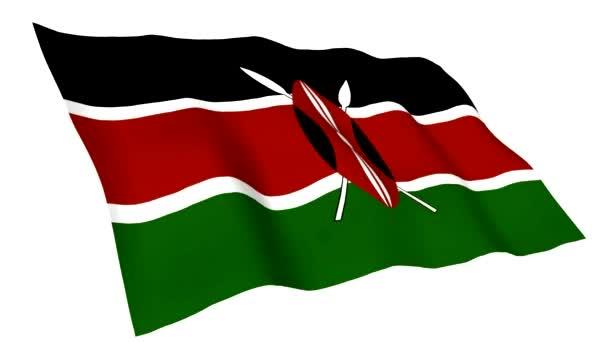 Kenia fahne