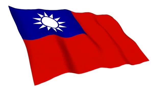 Animated flag of Republic Of China