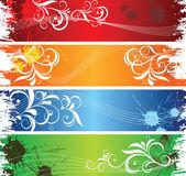 barevné nápisy