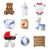 Photo baby icons