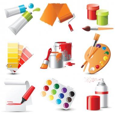 artists supplies