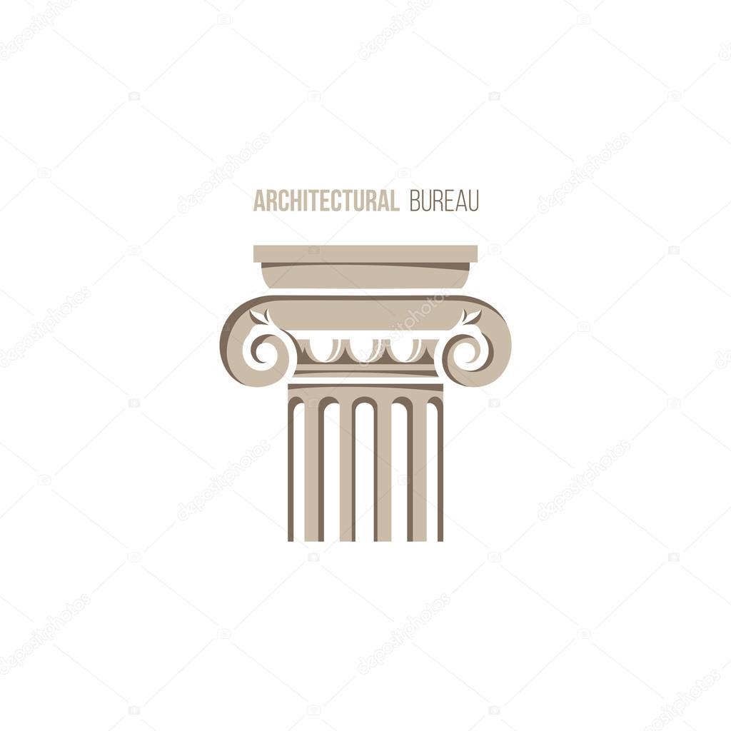 Architektur Buro Logo Vorlage Stockvektor C Mart M 60036369