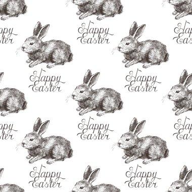 Easter seamless