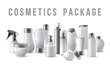 cosmetics packages border