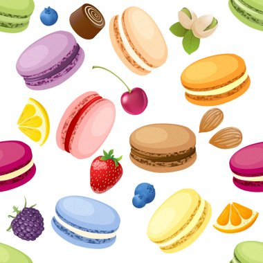 Set of macaroons