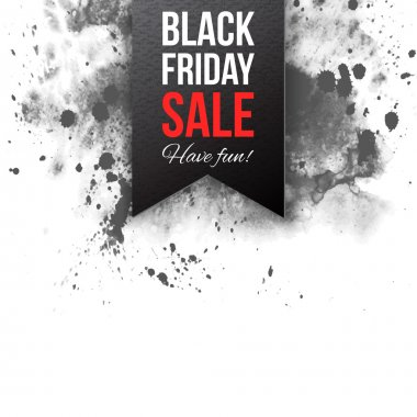Black friday sale 2015 label
