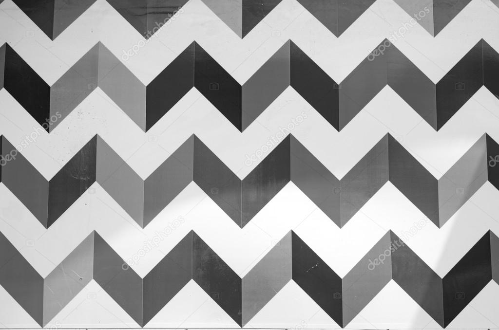 Pittura Di Parete Geometrica Variopinta U2014 Foto Stock
