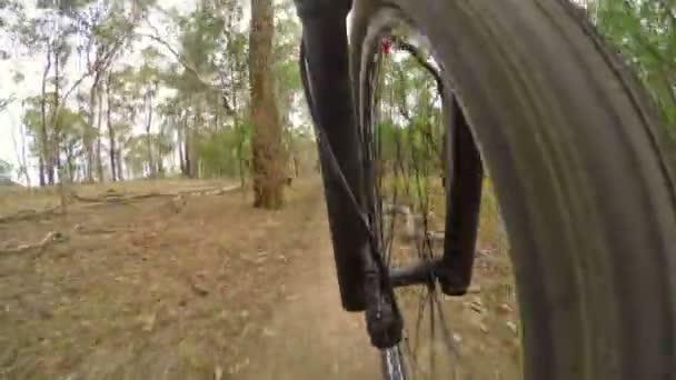 Timelapse video o horských kolech