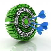 zöld cél