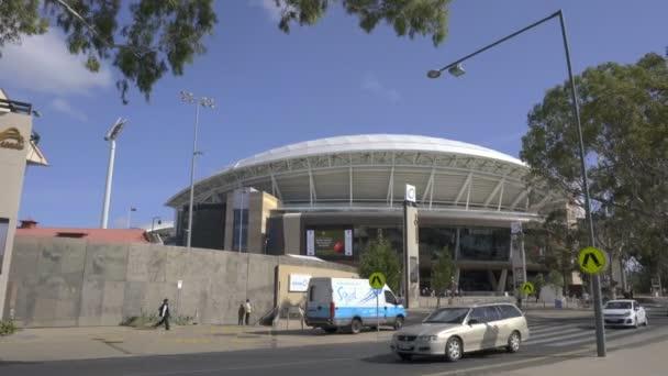 Mozgó szemcsésedik-ból Adelaide ovális, Adelaide, Ausztrália