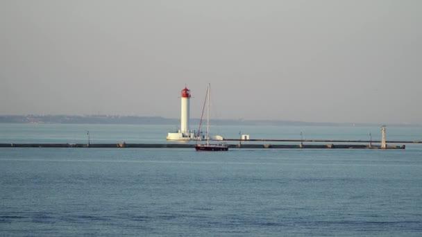 Leuchtturm in der Bucht