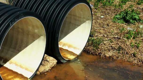 Schmutzwasserkanäle