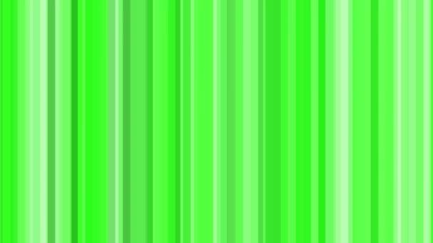 Animované pozadí zelené