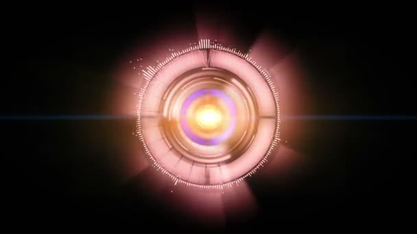 spektrális animáció piros