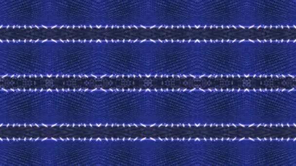 Modré pozadí abstraktní s vodorovnými čarami