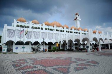 Perak State Mosque in Ipoh, Perak, Malaysia