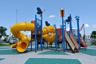 Children Outdoor Playground in Seremban