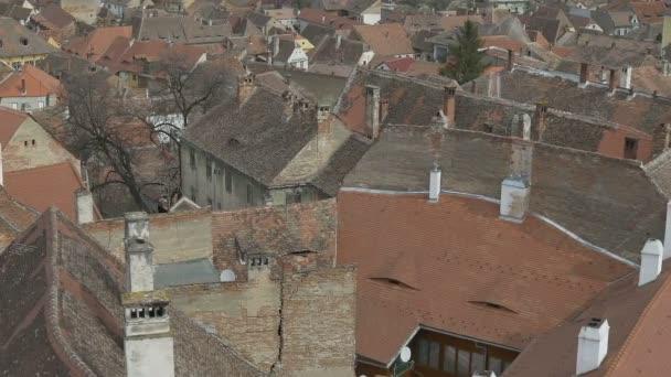 stará kachlová střechy