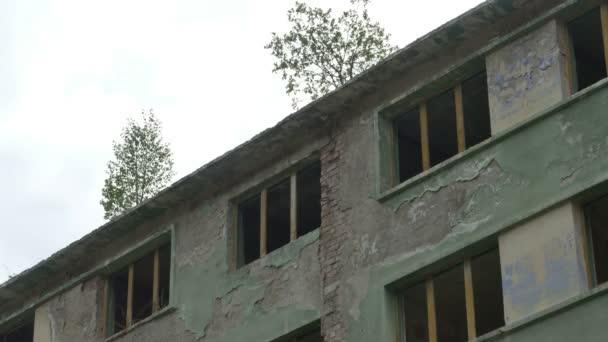 Zříceniny budovy Windows