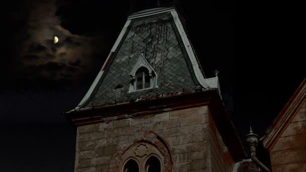 Manor di notte oscura