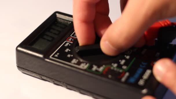Digital Electonics Multimeter