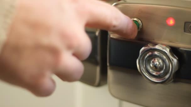 Elektrické dveře odemknout zařízení