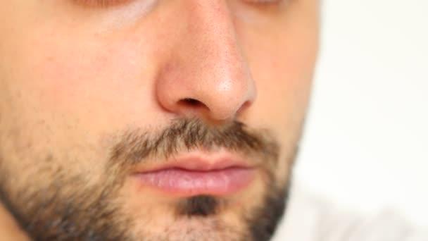 Vdechnutí nosem