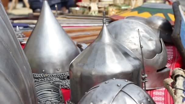 Middle Age War Helmets