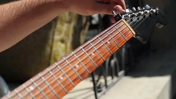Ladění kytary