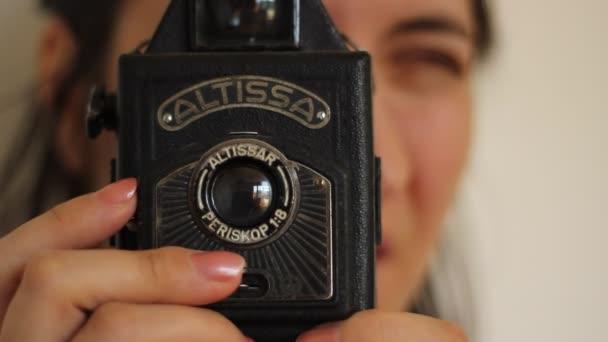 ročník fotografické kamery