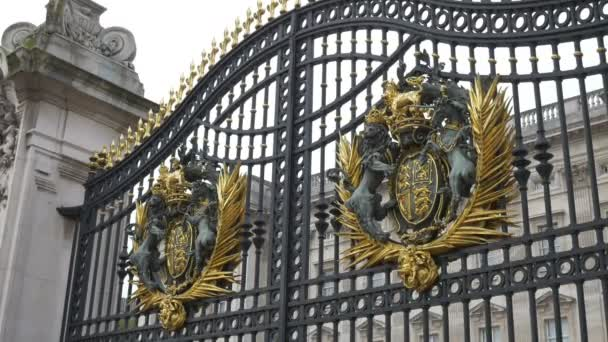 United Kingdom Gilded Coat of Arms