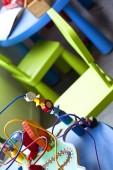 Hračky a nábytek ve školce
