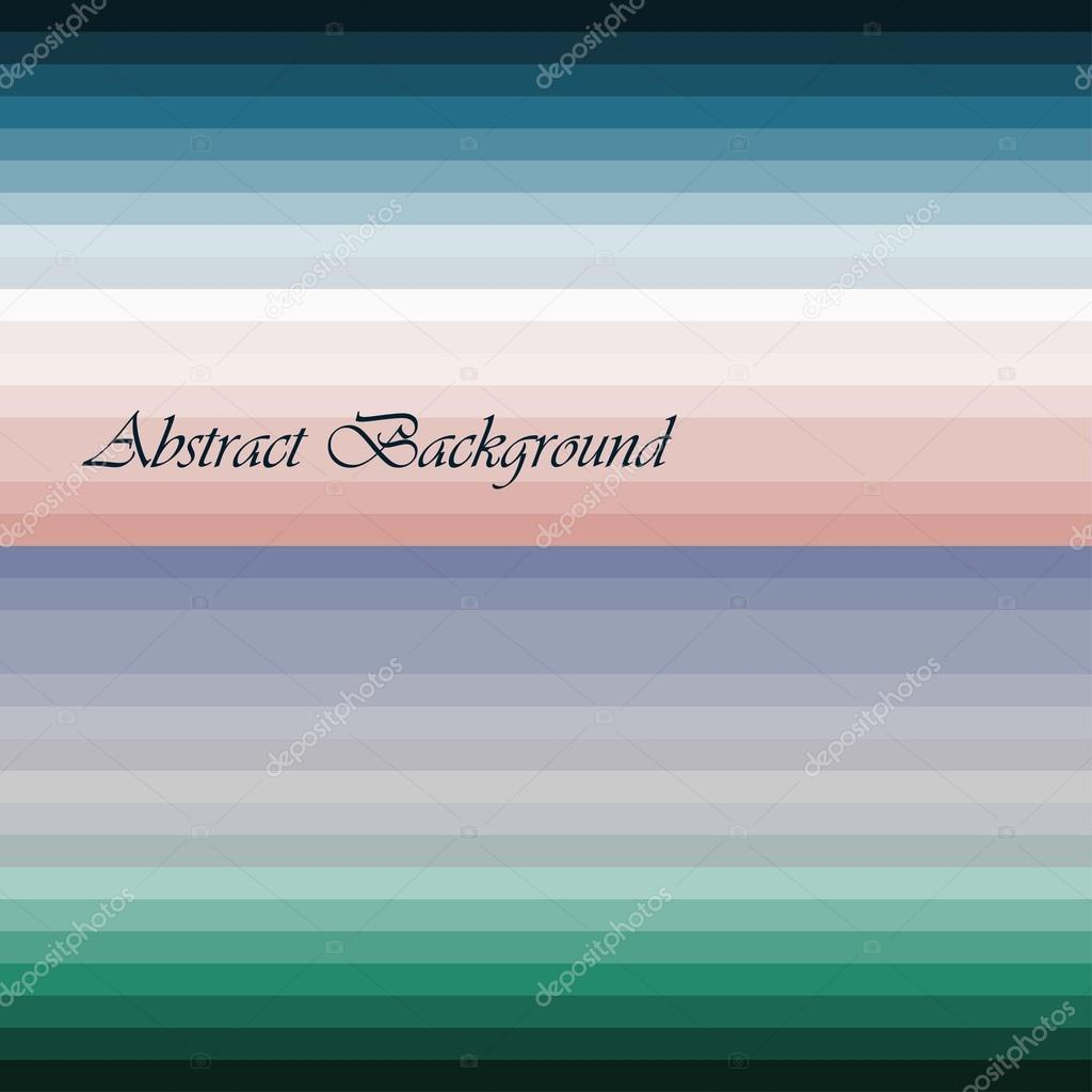 Vector abstract landscape - design template in bright gradient coors - with copy space for logo or text - splash screen or banner background