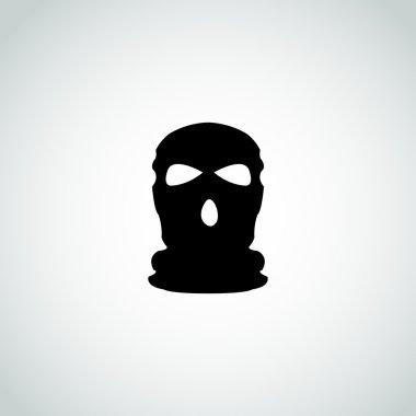 Mask terrorist sign