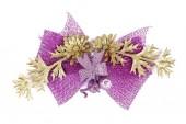 ribbon bow of flower