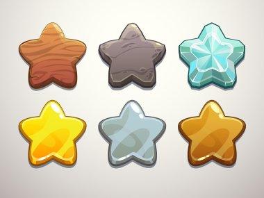 Stars for game design
