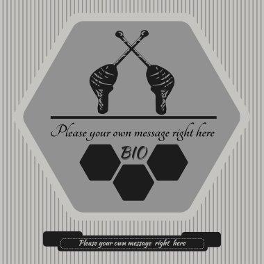 Emblem for honey 3