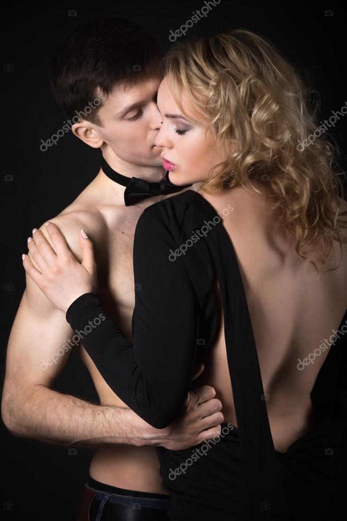 Heißes Junges Paar