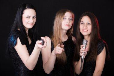 Choosing songs in karaoke